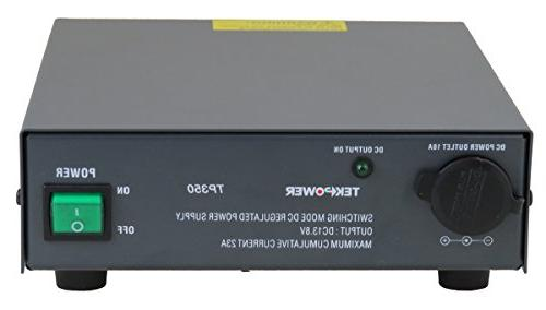 TekPower TP350 23 Amp DC 13.8V Switching Power Supply with C