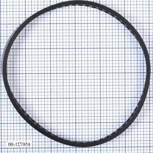 a02807 band saw replacement pulley rubber tire