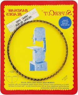 "SuperCut B143H12T3 Hawc Pro Resaw Bandsaw Blade, 143"" Long -"