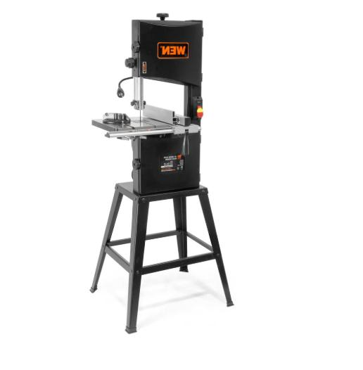 band saw stand worklight two speed straight