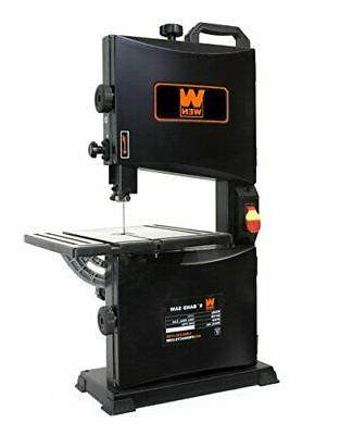 benchtop band saw lockout power switch no