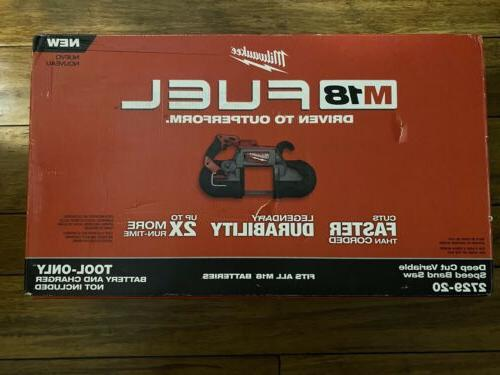 brand new 2729 20 m18 fuel cordless