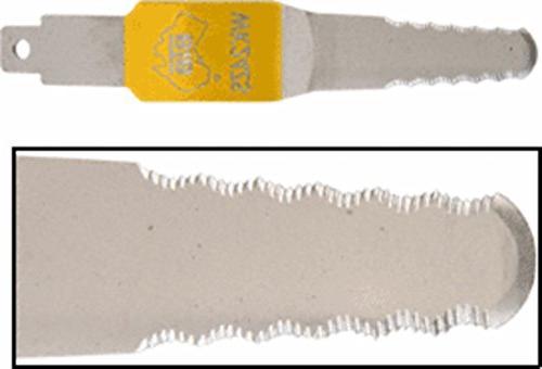 crl btb serrated short blade