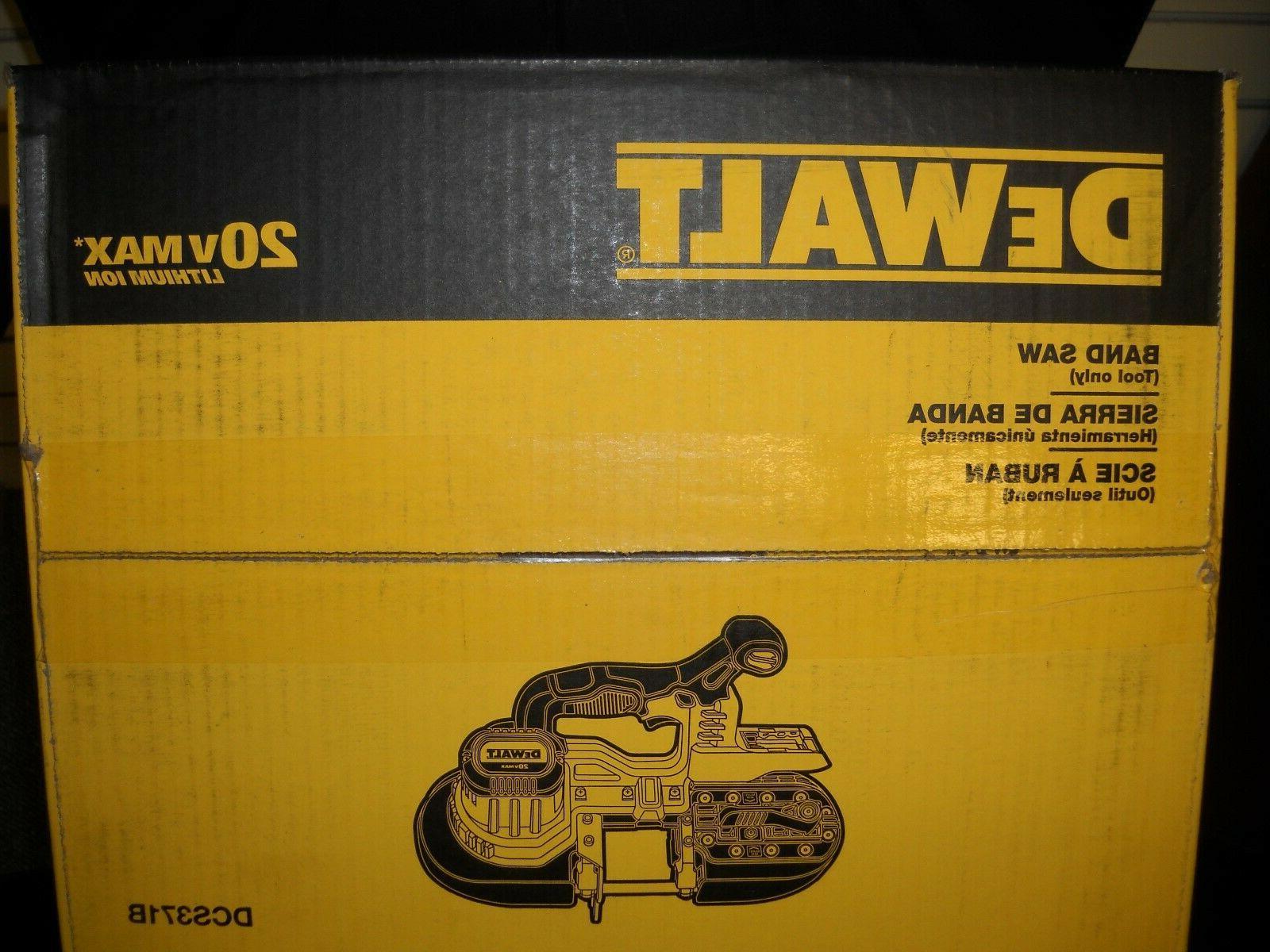 Dewalt DCS371B 20V Volt Max Cordless NEW
