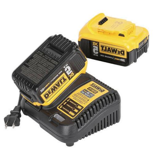 DEWALT DCS374P2 Deep Cut Saw Kit Batteries 5Ah NEW