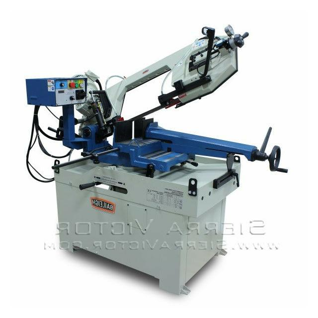 dual miter band saw bs 350m