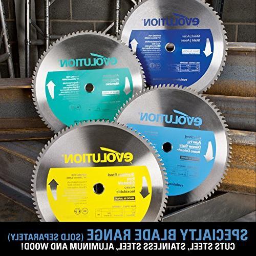 Evolution Tools EVOSAW380 15-Inch Saw