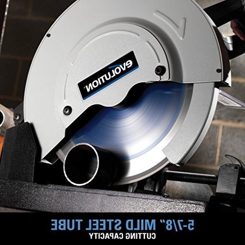 Evolution Tools 15-Inch Steel Cutting Saw