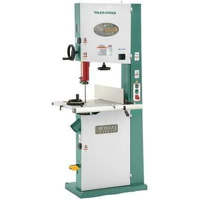 """Grizzly G0513X2F 17"""" 2 HP Extreme-Series Bandsaw with Cast-I"""