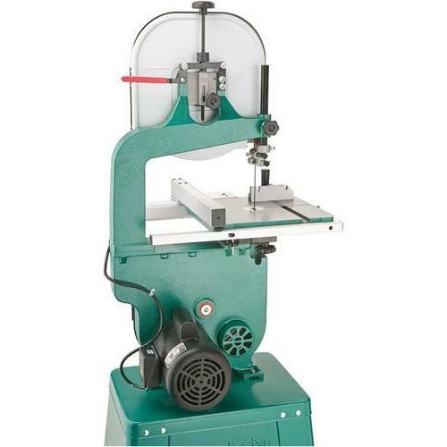"""G0555 Grizzly 14"""" Bandsaw"""
