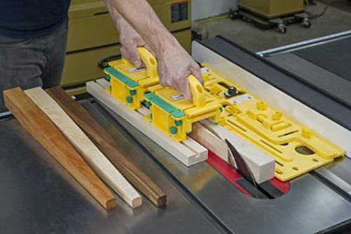 MicroJig Tapering Table Saw, and Band Woodworking