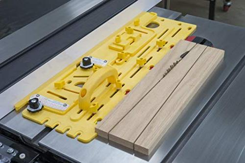 MicroJig Tapering Table Router and Band Saws Woodworking