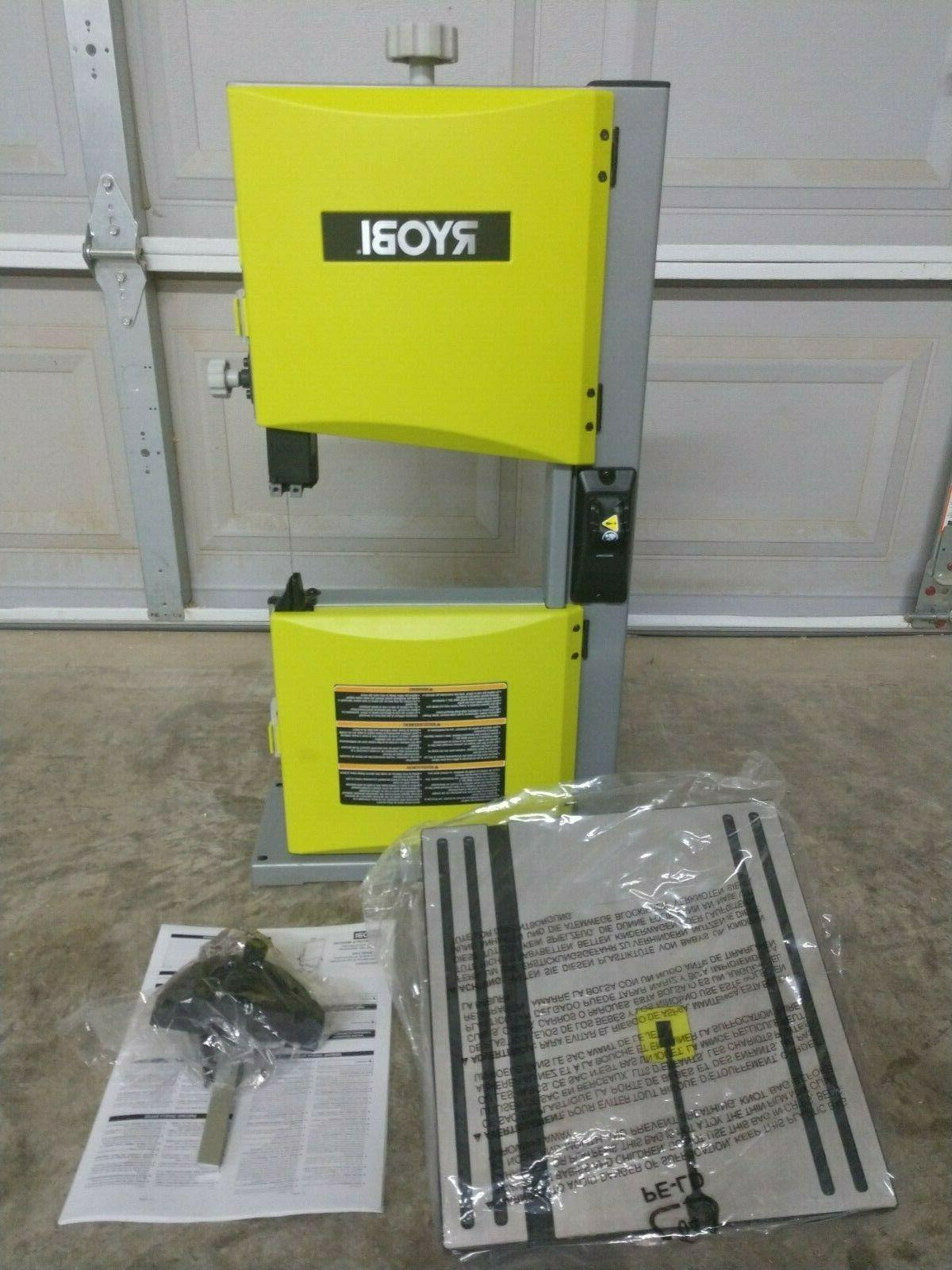 new 9 2 5 amp band saw