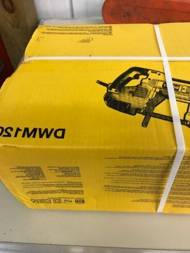 "NEW DEWALT 5"" Heavy-Duty Deep Cut Band"