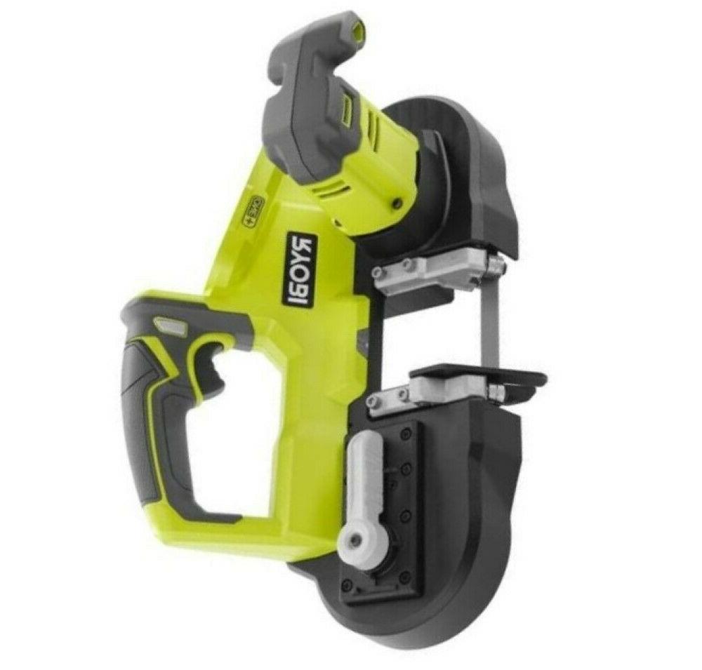 RYOBI 18V Portable Cordless 2.5 in. Saw Tool Factory Sealed