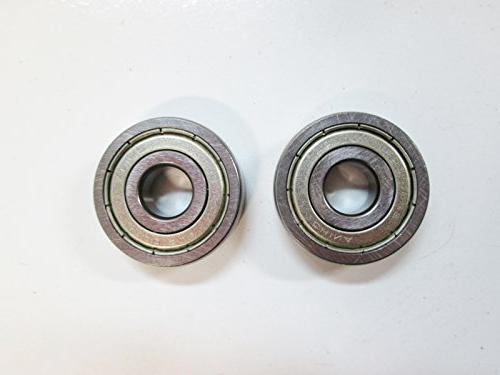 "Rockwell Delta 14"" & Metal Thrust Bearings Set of 2, 920-08-020-1475"