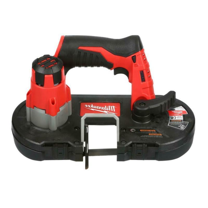 Milwaukee Sub-Compact Tool Lightweight Cordless 12Volt