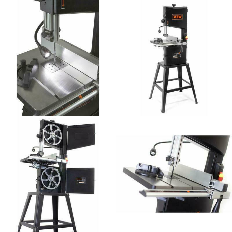 two speed band saw with stand