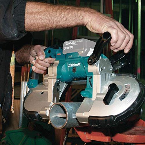Makita LXT Lithium-Ion Cordless Saw,