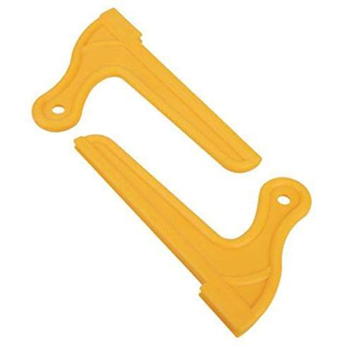 yellow wood saw push stick