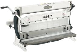 SHOP FOX M1042 24-Inch 3 in 1 Sheet Metal Machine
