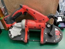 Milwaukee 2629-20 M18 18-Volt Cordless Compact Band Saw - Ba