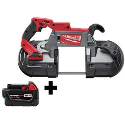 M18 Fuel 18-Volt Lithium-Ion Brushless Cordless Deep Cut Ban