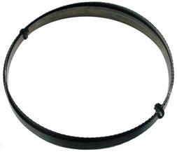 "Magnate M131.5C12R10 Carbon Steel Bandsaw Blade, 131-1/2"" Lo"