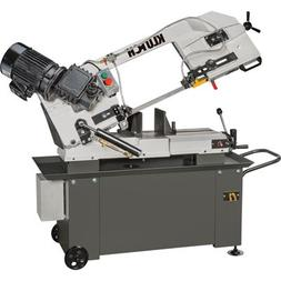 Klutch Metal Band Saw - 9in. x 12in., Geared Drive