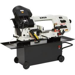 Klutch Metal Cutting Band Saw - 7in. x 12in, 1 1/2 HP, 115/2