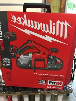 Milwaukee 262922 M18 18V Portable Band Saw