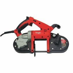 NEW MILWAUKEE 6242-6  ELECTRIC COMPACT PORTABLE BAND SAW KIT