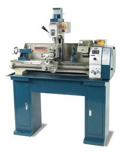 Baileigh MLD-1030 Mill Drill Lathe, 120V, 8-56 TPI Thread, 5