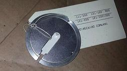 """Grizzly Model 1538 16"""" Bandsaw Throat Plate Adapter"""