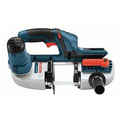 New Cordless Band Saw BareTool GCB18V-Li 18V Bosch Body Only