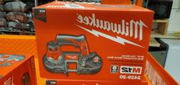 NEW!! Milwaukee Cordless Sub-Compact Band Saw 2429-20 TOOL O