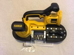 New Dewalt DCS370B 18V 18 Volt XRP Cordless Band Saw W Blade