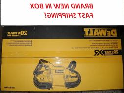 "NEW DEWALT DCS374B 20V MAX 5"" Band Saw Deep Cut XR Cordless"