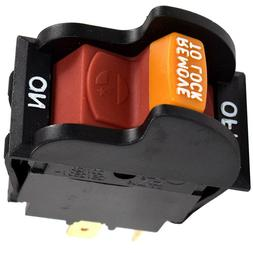 HQRP On-Off Toggle Switch for Delta Power Tool Planer Band S