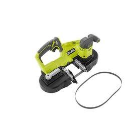 Ryobi 18 V  Portable Cordless 2.5 in. Portable Band Saw P590
