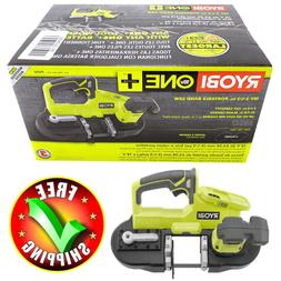 RYOBI P590 18V Portable Cordless 2.5 in. Band Saw Tool Only