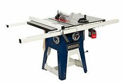 Rikon Power Tools 10-201 Cast Iron Contractors Saw, 10-Inch