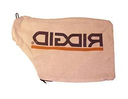 """Ridgid R4120 12"""" Compound Miter Saw Replacement Dust Bag # 0"""