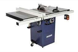 """Rikon 11-200 10"""" Deluxe Table Saw 1.75HP 30"""" Fence"""