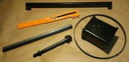 """Riser Block kit for Delta 14"""" Bandsaw with hex post intercha"""