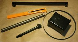 """Riser Block kit or Height attachment Delta 14"""" Bandsaw w/1"""""""