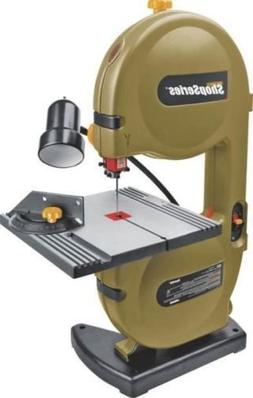 "New Rockwell Rk7453 Electric Shop Series 9"" Band Saw With Li"