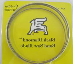 """rle BAND SAW BLADE 37"""" STANDARD for GLASS OR ROCK,GENUINE GR"""