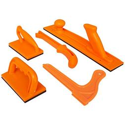 Safety Woodworking Push Block and Push Stick Package 5 Piece