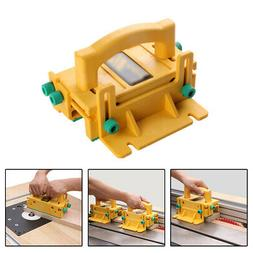 Safety Pushblock Woodworking Tool for Table Saws Router Tabl